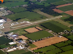 Aerial photo of Y70 (Ionia County Airport)