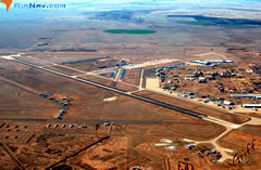 Aerial photo of KROW (Roswell International Air Center Airport)