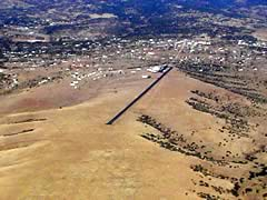 Aerial photo of 94E (Whiskey Creek Airport)