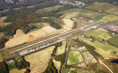 Aerial photo of W32 (Washington Executive Airport/Hyde Field)