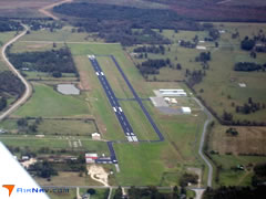 Aerial photo of T78 (Liberty Municipal Airport)