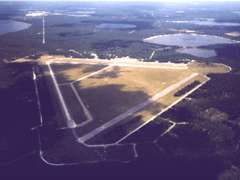 Aerial photo of 42J (Keystone Heights Airport)
