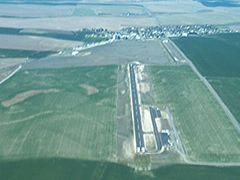 Aerial photo of 35S (Wasco State Airport)