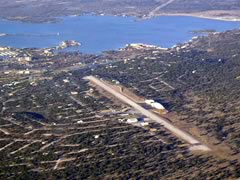 Aerial photo of KDZB (Horseshoe Bay Resort Airport)