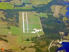 Aerial photo of KFSK (Fort Scott Municipal Airport)