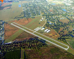Aerial photo of X06 (Arcadia Municipal Airport)