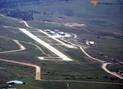 Aerial photo of KGNB (Granby-Grand County Airport)