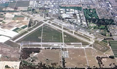 Aerial photo of KSMX (Santa Maria Public Airport/Capt G Allan Hancock Field)