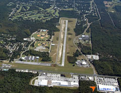 Aerial photo of KCGC (Crystal River Airport-Captain Tom Davis Field)