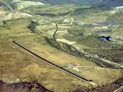 Aerial photo of E51 (Bagdad Airport)