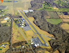 Aerial photo of N14 (Flying W Airport)