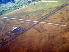 Aerial photo of KJTC (Springerville Municipal Airport)