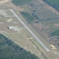 Aerial photo of 0J4 (Florala Municipal Airport)