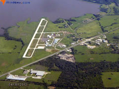 Aerial photo of KSLR (Sulphur Springs Municipal Airport)