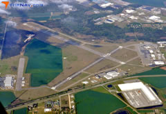 Aerial photo of KMCN (Middle Georgia Regional Airport)