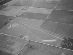 Aerial photo of KLIU (Littlefield Taylor Brown Municipal Airport)