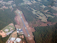 Aerial photo of 0M5 (Humphreys County Airport)