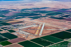 Aerial photo of KNJK (El Centro NAF Airport)