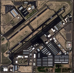 Aerial photo of KFFZ (Falcon Field Airport)