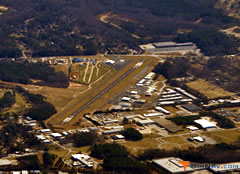 Aerial photo of 6A2 (Griffin-Spalding County Airport)