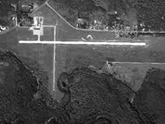 Aerial photo of KMBL (Manistee County-Blacker Airport)