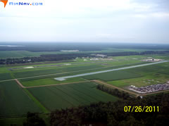 Aerial photo of KPTN (Harry P Williams Memorial Airport)