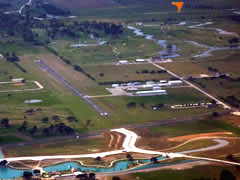 Aerial photo of 60R (Navasota Municipal Airport)