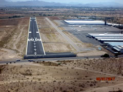 Aerial photo of KGEU (Glendale Municipal Airport)