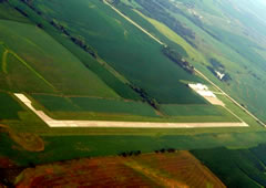 Aerial photo of KGCT (Guthrie County Regional Airport)