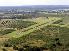 Aerial photo of T92 (Mason County Airport)