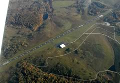 Aerial photo of KJQD (Ohio County Airport)
