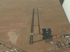 Aerial photo of P14 (Holbrook Municipal Airport)