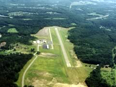 Aerial photo of 02G (Columbiana County Airport)