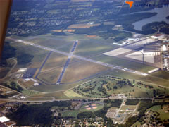Aerial photo of KMQY (Smyrna Airport)