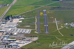 Aerial photo of KHMT (Hemet-Ryan Airport)