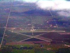 Aerial photo of F22 (Perry Municipal Airport)