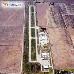 Aerial photo of 4M9 (Corning Municipal Airport)