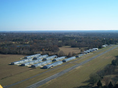 Aerial photo of 3F9 (Mineola Airport-Wisener Field)
