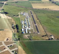 Aerial photo of 6S5 (Ravalli County Airport)