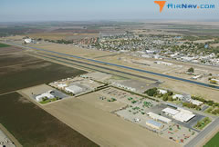 Aerial photo of F34 (Firebaugh Airport)