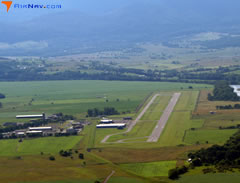 Aerial photo of W99 (Grant County Airport)
