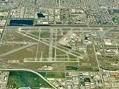 Aerial photo of KOPF (Miami-Opa Locka Executive Airport)