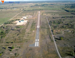 Aerial photo of KGZL (Stigler Regional Airport)