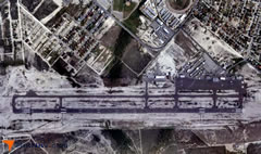 Aerial photo of KDRT (Del Rio International Airport)