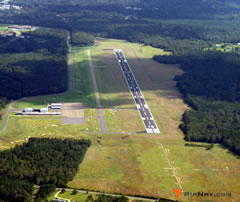 Aerial photo of KMCB (Mc Comb (Pike County) Airport/John E Lewis Field)