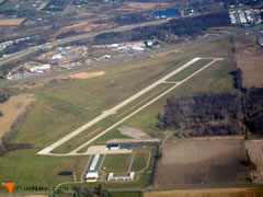 Aerial photo of KFPK (Fitch H Beach Airport)