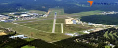 Aerial photo of KHDC (Hammond Northshore Regional Airport)