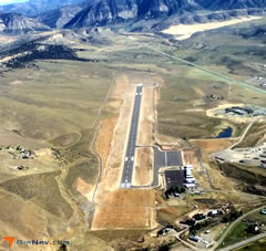Aerial photo of KEEO (Meeker Coulter Field Airport)