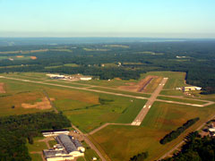 Aerial photo of KJHW (Chautauqua County/Jamestown Airport)