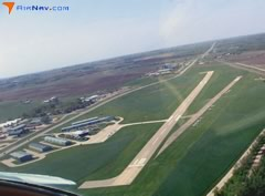 Aerial photo of KCKP (Cherokee County Regional Airport)